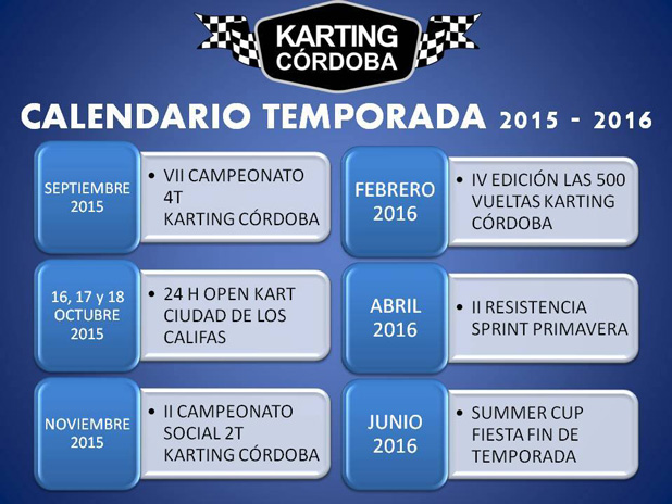 calendario-competiciones-karting-cordoba-temporada-2015-2016