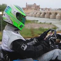 Karting Córdoba en las 24h de Le Mans