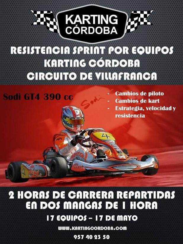 resistencia-sprint-por-equipos-karting-cordoba-cartel