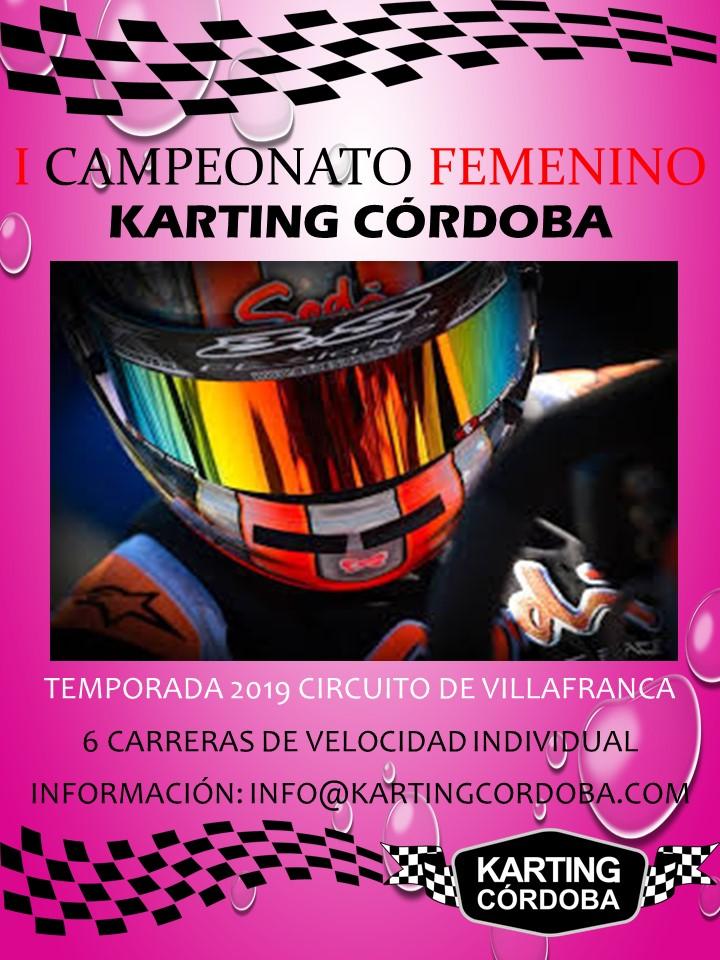 PRESENTACIÓN 2019 FEMENINO